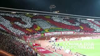 црвена Звезда  БАТЭ     Лига Европы. 1-й тур. Начало 14 сентября 2017 в 22:05