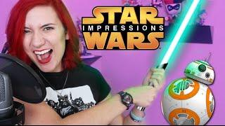 STAR WARS IMPRESSIONS
