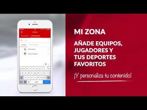 Nueva aplicación de AS para Smartphones - AS com