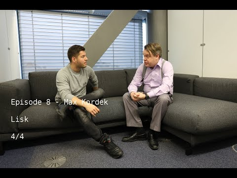 Max Kordek on Cryptocurrency's Future