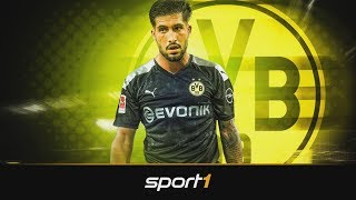 Dortmund holt Emre Can: So hilft er dem BVB | SPORT1