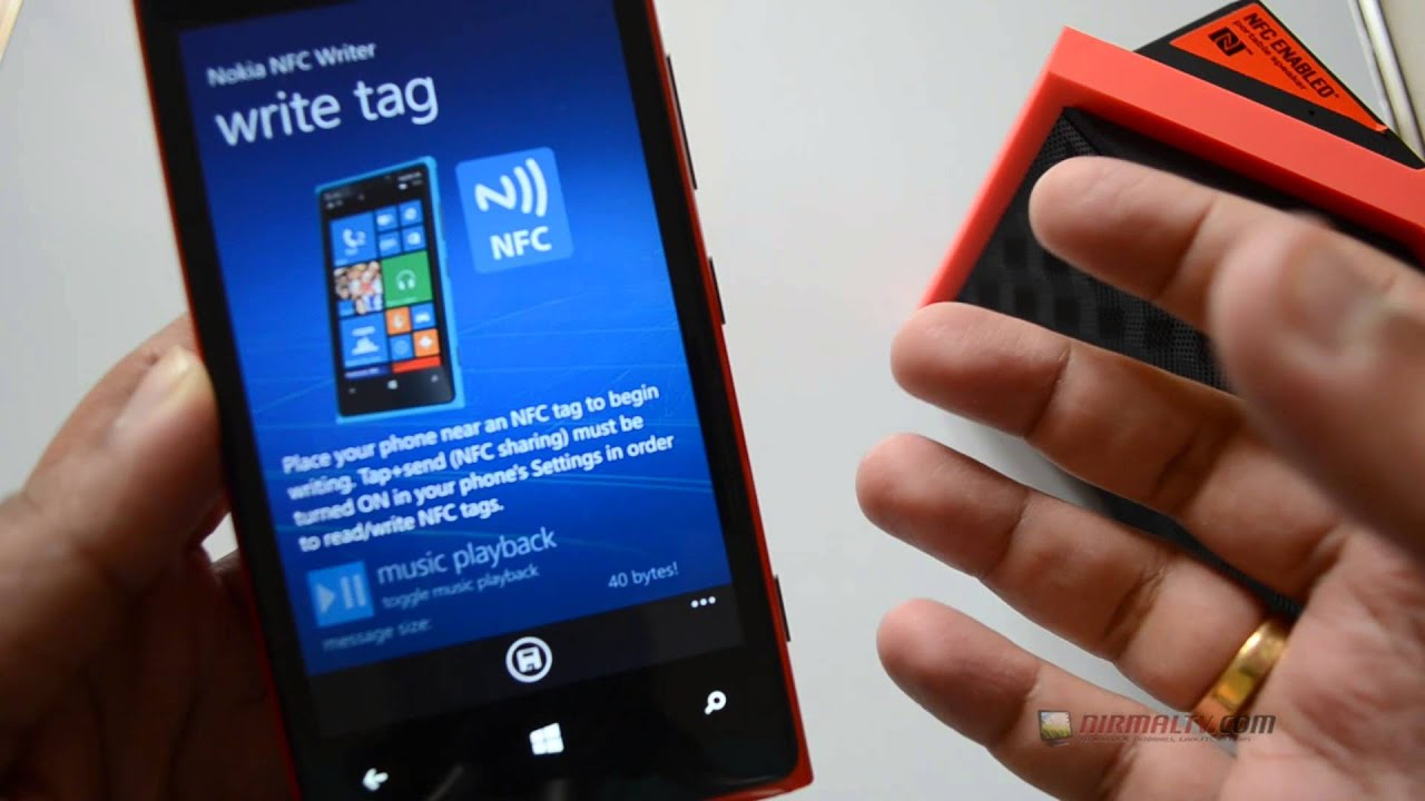 How to Use NFC on TYLT Tunz Bluetooth Spearker