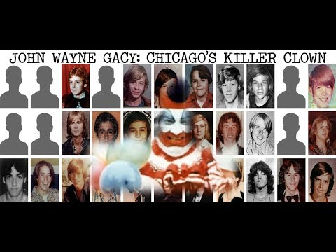 Episode 86: John Wayne Gacy - Chicago's Killer Clown