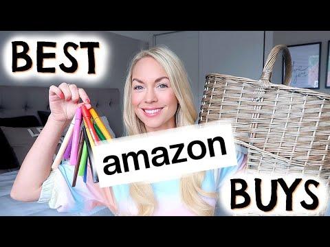 BEST AMAZON BUYS  |  THINGS I BUY ON AMAZON  |  EMILY NORRIS FAVOURITES