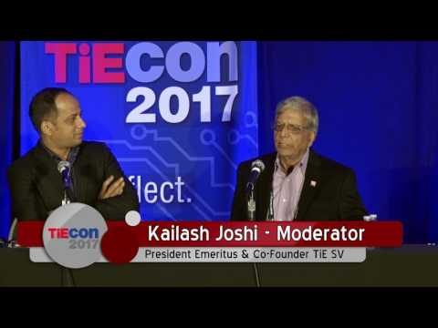TiEcon 2017 - FinTech & Blockchain - Singapore: Your Next FinTech Destination