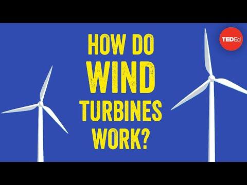 Video image: How do wind turbines work? - Rebecca J. Barthelmie and Sara C. Pryor