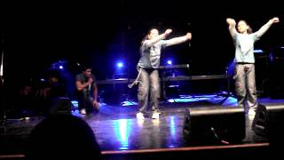 coreografia pregador luo ACHEI!
