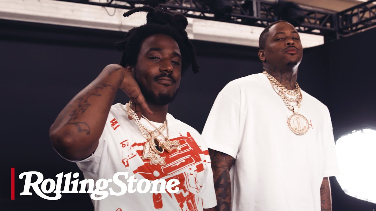 YG and Mozzy Talk Fatherhood, Crypto, Paintball and More | Musicians on Musicians