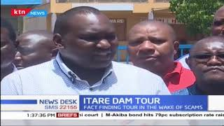 Environmental committee tours Itare Dam