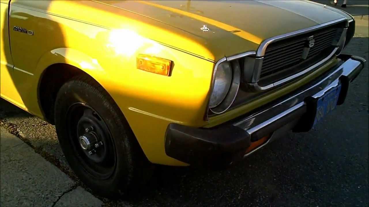 1976 Toyota Corolla Dx E38 Wagon