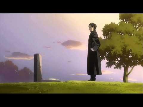 Fullmetal Alchemist Brotherhood Maes Hughes Funeral