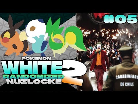 My country is burning but we got a schedule - Pokemon White 2 Randomized Nuzlocke LIVE - Part 5