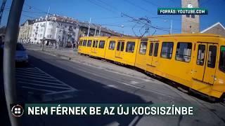 Nem férnek be a villamosok a felújított zuglói kocsiszínbe 19-12-22