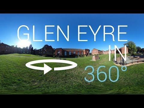Glen Eyre 360° VR Tour | University of Southampton