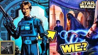 Star Wars: Wie Han Solo Chewbacca als imperialer Offizier das Leben rettete [+ Solo Gewinnspiel]
