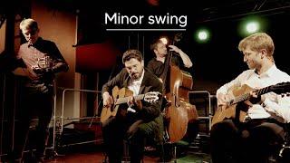 Joscho Stephan quintet - Minor swing live 2021!