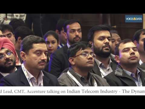 Session: Indian Telecom Industry-The Dynamic Path Ahead by Aditya Chaudhury, MD & Lead, Accenture