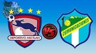 Mictlán 3 - 0 Comunicaciones   Jornada 15 - Clausura 2014