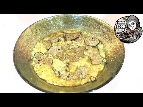 牡蠣とトリュフの雑炊【八方だし使用】