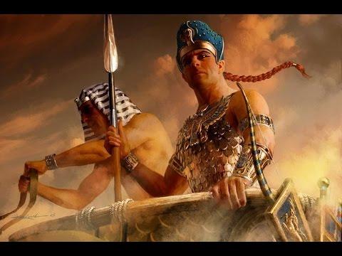5 ФАКТОВ О ДРЕВНЕМ ЕГИПТЕ