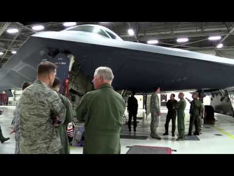 French Air Force visit strengthens partnership with U.S.