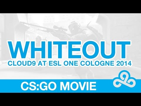 """WHITEOUT"" - Cloud9 G2A at ESL One Cologne 2014"