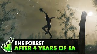 The Forest After 4 Years of Early Access - Forge Labs