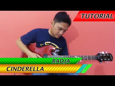 Tutorial Belajar Gitar Melodi RADJA - CINDERELLA