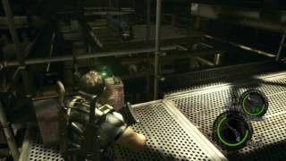 Resident Evil 5 Gameplay [German]