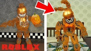 Jack O Chica and Jack O Bonnie Gamepass Roblox Afton's Family Diner