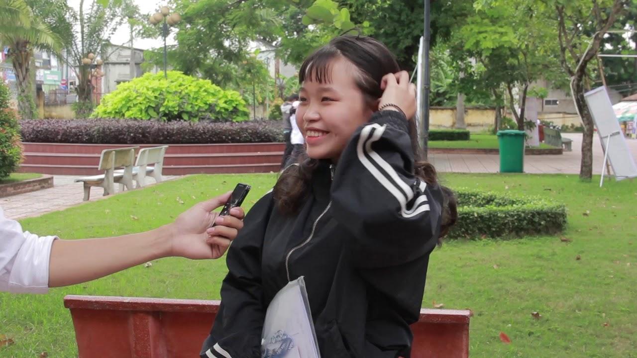Toàn cảnh đón Tân Sinh viên K59 ngày 10.08