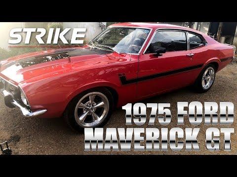 1975 Ford Maverick GT - STRIKE VLOG 001