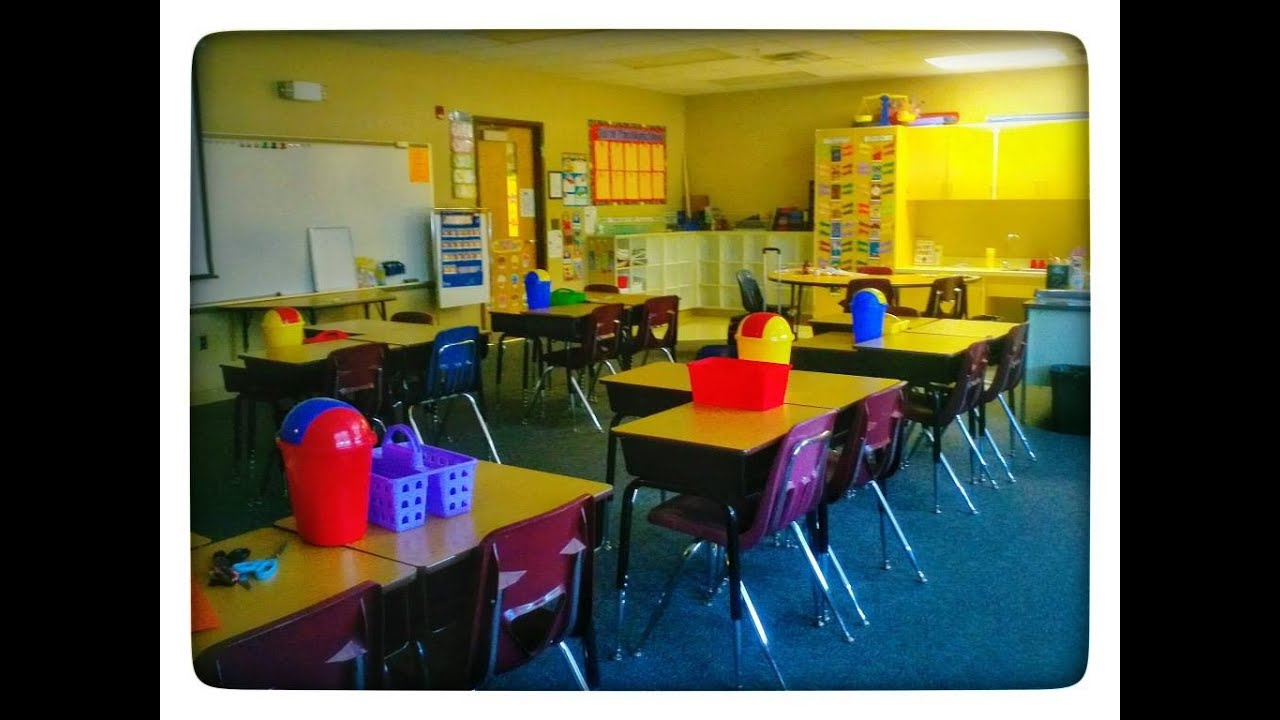 Pictures Of Elementary Classrooms ~ Elementary classroom tour youtube