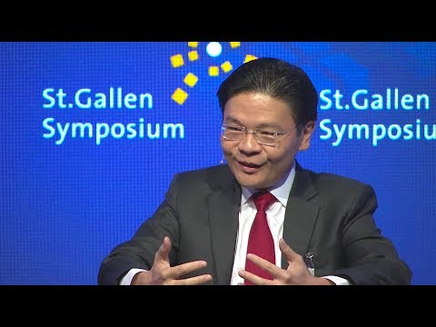 Next generation workforce - a readiness analysis (Lawrence Wong)  48th St  Gallen Symposium