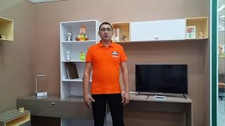 Видеообзор телевизора DOFFLER 32DH 49-T2 со специалистом от RBT.ru