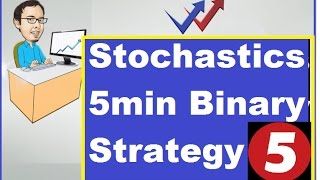 Best 5min Strategy with Stochastics Lesson #6 (NEW FREE CHARTS)