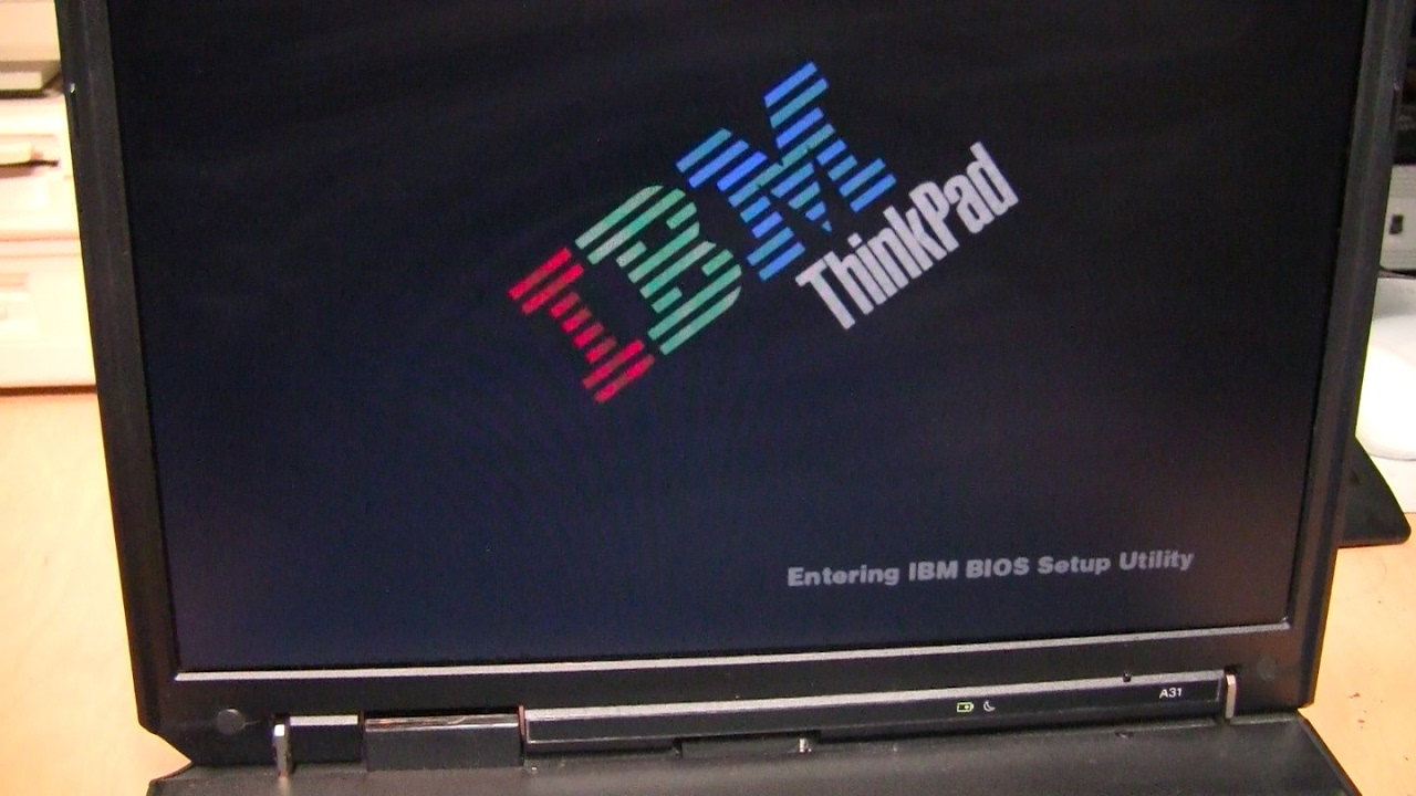 IBM THINKPAD A30 WINDOWS 10 DRIVERS
