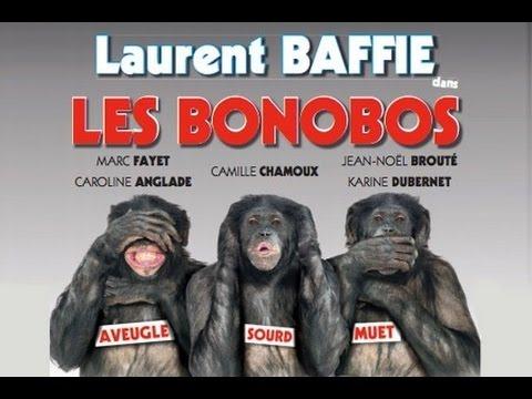 Les Bonobos de Laurent Baffie