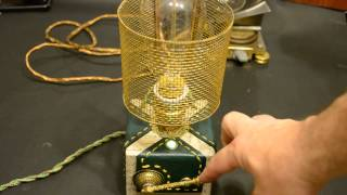 Table Lamp In The Arabic Style, Steampunk Lamp With Edison Bulb ( With Dimmable Lamps )