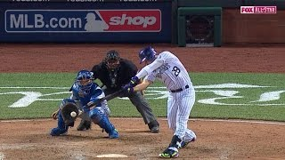 2015 ASG: Davis strikes out Arenado swinging