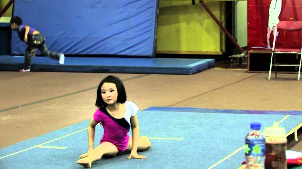 2011全港小學體操邀請賽 女子自由體操 36