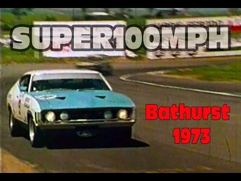 1973 First Bathurst Hardie-Ferodo 1000