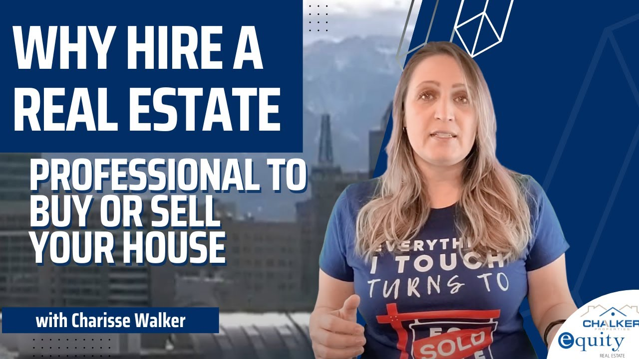 Real Estate Professional in Buying or Selling Your House   Charisse Walker