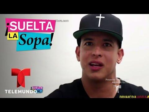 Daddy Yankee aclara rumores sobre problemas con Luis Fonsi | Suelta La Sopa | Entretenimiento