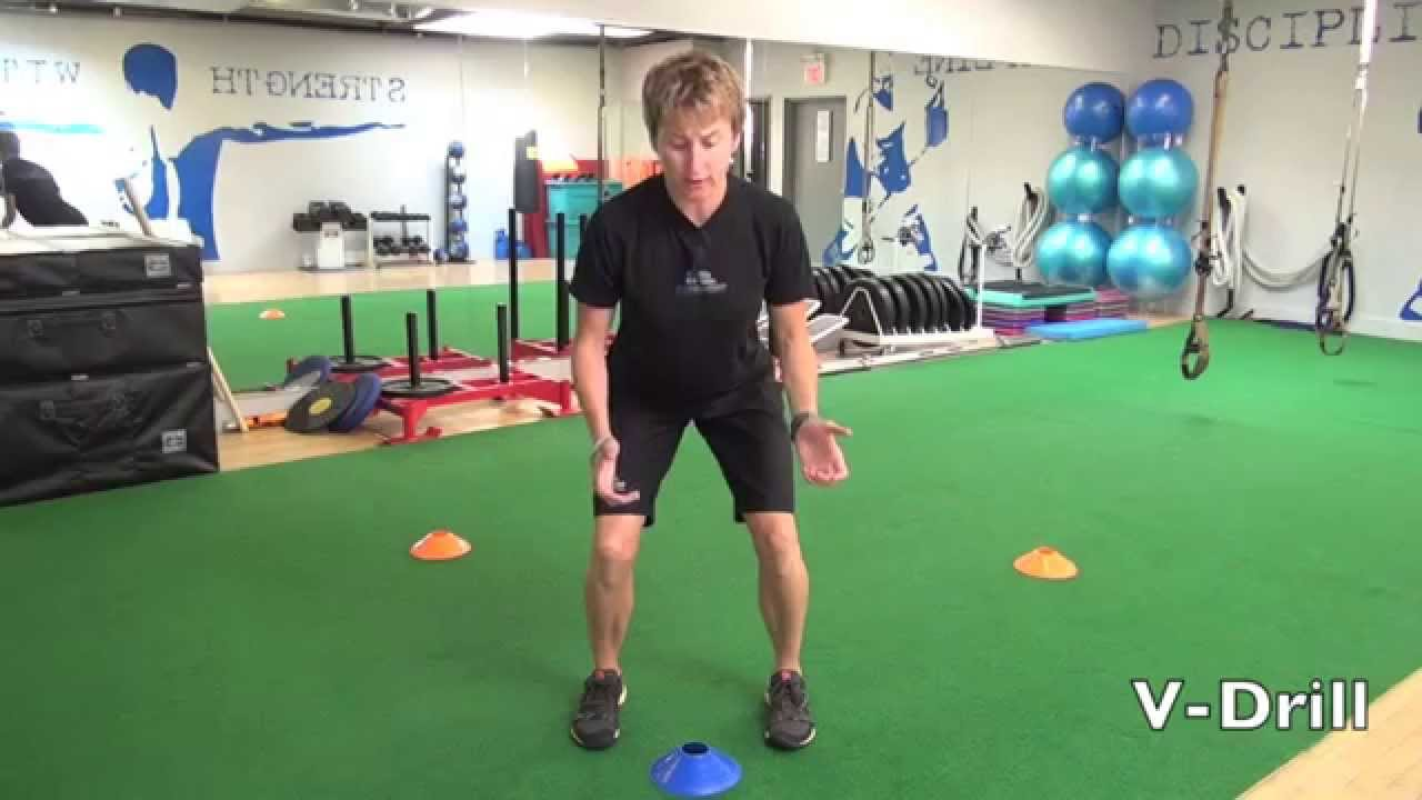 4 Minute No Equipment Workouts For Goalies Youtube