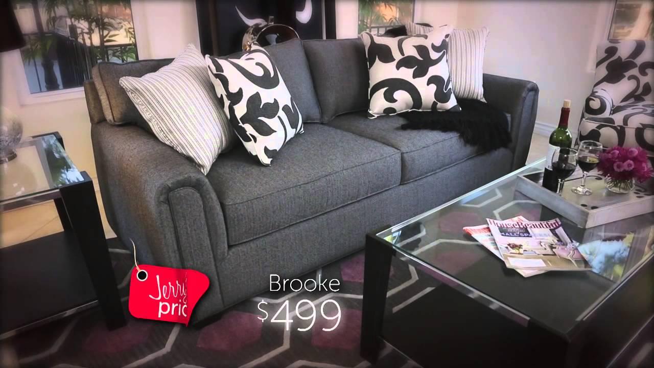 Jeromeu0027s Brooke Sofa $499. Jeromeu0027s Furniture