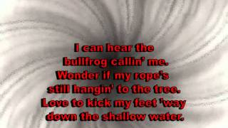 Green River - Creedence (karaoke)