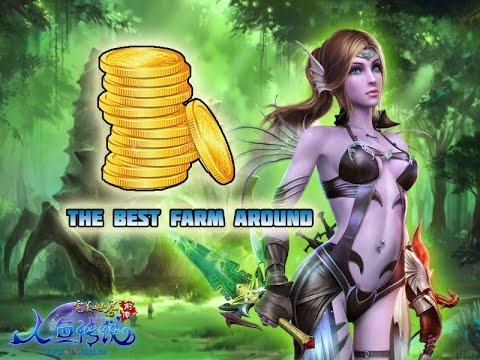 PWI - Best Assassin Farm!!