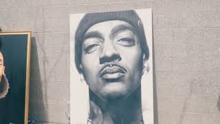 Zapętlaj Nipsey Hussle Funeral Documentary narrated by Bay Bay | iRideWithBayBay