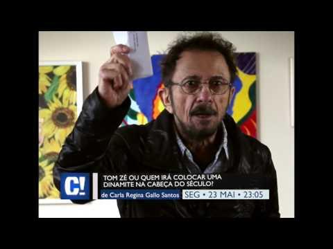 Trailer do filme Tom Zé ou Quem irá colocar uma dinamite na cabeça ...